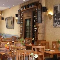 photo of zonzo restaurant