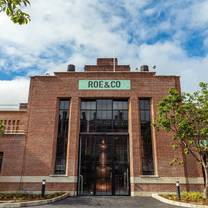 photo of roe & co distillery restaurant