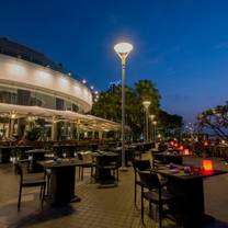photo of pier 28 - chatrium hotel riverside bangkok restaurant