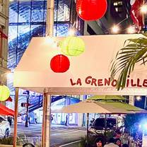 photo of la grenouille restaurant