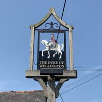 photo of duke of wellington inn restaurant