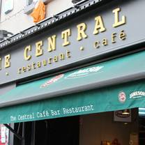 photo of the central restaurant