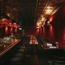 photo of the little pig speakeasy restaurant