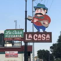 photo of lacasa pizzaria restaurant