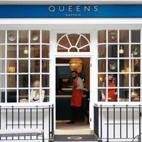 photo of queens of mayfair restaurant