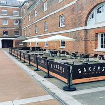 photo of bakers bar & kitchen restaurant