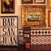 photo of bar san juan restaurant