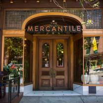 foto von mercantile kitchen and bar restaurant