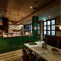 foto von ayinger in der au restaurant