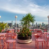 photo of paradise lost 25th floor (rooftop) restaurant