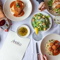 photo of amerigo - west end restaurant