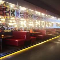 photo of paramount bar restaurant