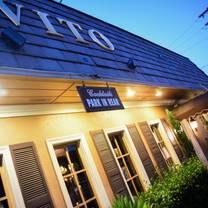 photo of vito restaurant restaurant