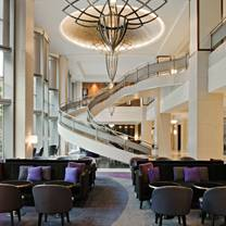 photo of lobby lounge - the westin melbourne restaurant