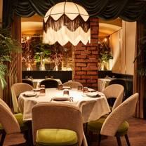 photo of zuaya london restaurant
