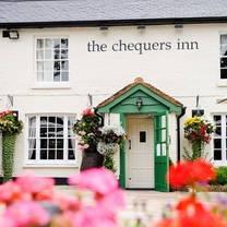 photo of the chequers inn restaurant