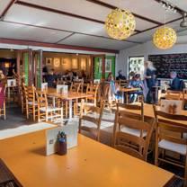 photo of cafe woodworks restaurant