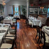 photo of the carriage house restaurant & wine bar restaurant