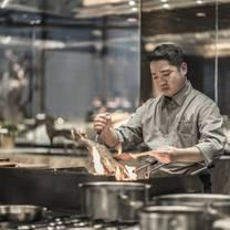 photo of curate at four seasons hotel kuala lumpur restaurant