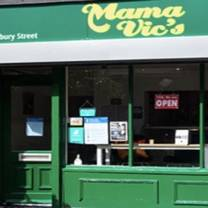 photo of mama vics restaurant