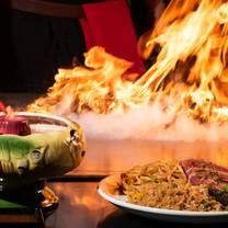 photo of kobe japanese steakhouse - kirkman restaurant