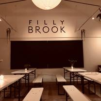 photo of filly brook restaurant