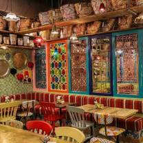 photo of comptoir libanais - birmingham restaurant