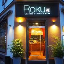 foto von roku japanese dining & wine restaurant