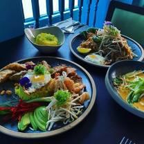 photo of longrain restaurant