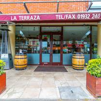 photo of la terraza restaurant