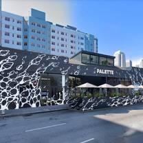 photo of palette restaurant