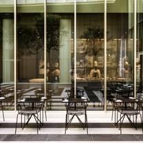 photo of open colonna milano restaurant