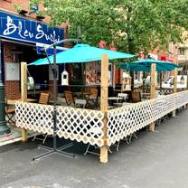 photo of bleu sushi restaurant