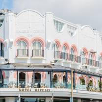 photo of hotel ravesis restaurant