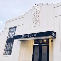 photo of blade 1936 restaurant