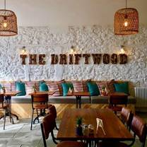 photo of the driftwood restaurant