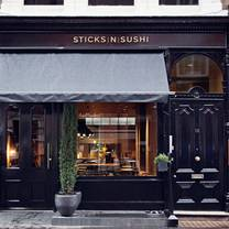 photo of stick'n'sushi - covent garden restaurant