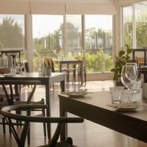 photo of treand at baxter valley estate restaurant