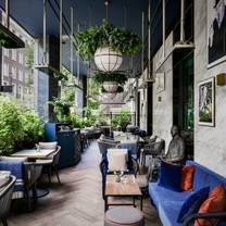 photo of the churchill bar & terrace - hyatt regency london restaurant