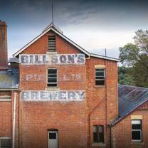 photo of billson's brewery restaurant