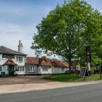photo of red lion inn - shamley green restaurant