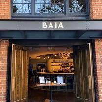 photo of baia restaurant