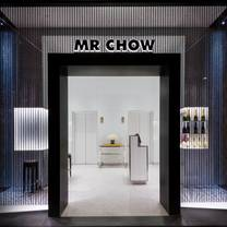 photo of mr chow - caesars palace las vegas restaurant