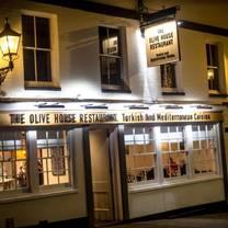 photo of the olive house restaurant restaurant