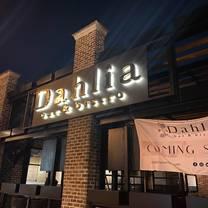 photo of dahlia bar and bistro restaurant