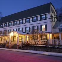 photo of the inn at glen gardner restaurant