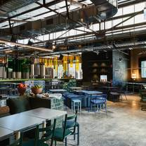 photo of atomic beer project restaurant