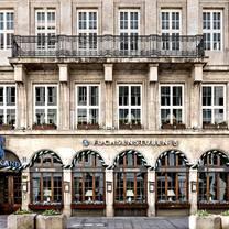 foto von zum franziskaner restaurant