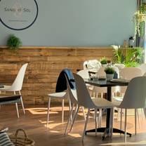 photo of sand & sol restaurant and bar restaurant