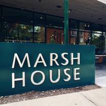 photo of marsh house restaurant